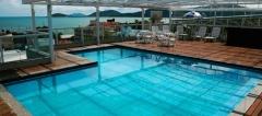 Imagens da piscina