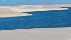 Deserto m�gico - atins - parque nacional dos len�ois maranhense
