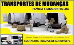 Foto 16 transporte interurbano e interestadual - Familia Transportes lda