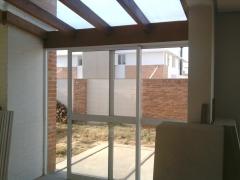 Telhado vidro