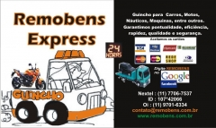 GUINCHO 24HS (11)7706-7537  ID 107*42066 - REMOBENS EXPRESS - Foto 4