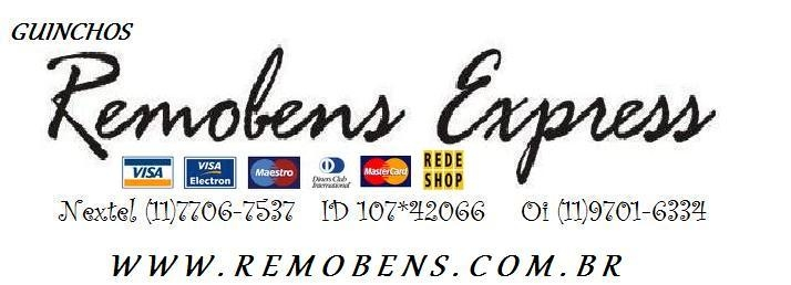 GUINCHO 24HS (11)7706-7537  ID 107*42066 - REMOBENS EXPRESS
