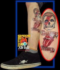 Alta volta tattoo & piercing - foto 23