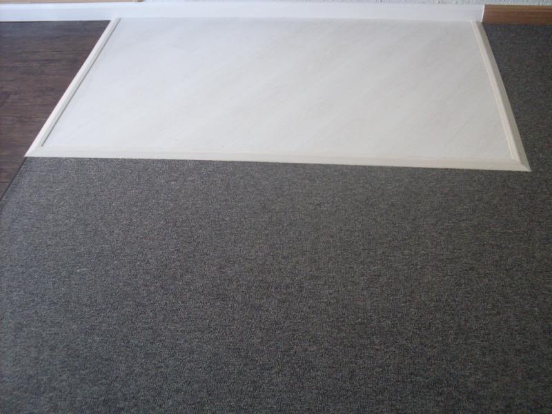 Carpete e Paviflex (Amostras)