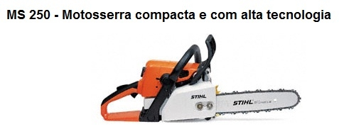 Agro Serras - Stihl