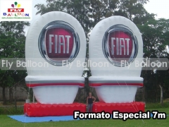 Fly balloon balões e infláveis promocionais - formatos especiais inflaveis