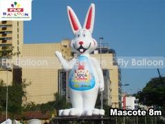 Fly balloon balões e infláveis promocionais - bonecos / mascotes inflaveis