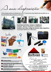 Techvan tecnologia em cartões e crachás ltda - imbiribeira - foto 16