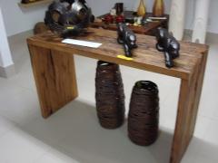 Aparador em madera maciÇa de demoliÇao