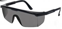 óculos em policarbonato cinza modelo rio de janeiro