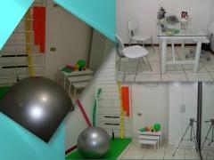 Consult�rio de fisioterapia