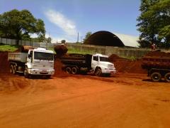 Foto 1 aluguel e arrendamento de máquinas e equipamentos no Paraná - Nossa Terra - Terraplenagem e Locação de Maquinas