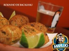 Marujo Bolinho de Bacalhau - Foto 1
