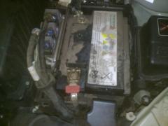 Esta bateria está fervendo, observe a fumaça lado debaixo