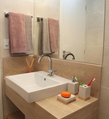 Foto lavatorio do banheiro -> Lavatorio Banheiro Moderno