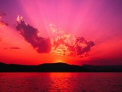 O  sol  no  cair  da  tarde