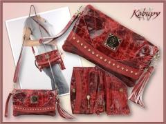 Bolsa feminina e clutch kabupy