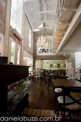 Champagne chocolat cafeteria e doceria bc