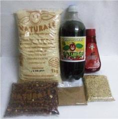 Nossos produtos para o suco de guaraná da amazônia