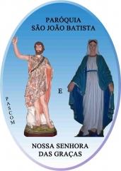Logo da paróquia