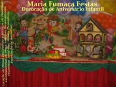 O encantamento das crianças está de volta com o sítio do pica-pau amarelo decorado pela maria fumaça festas. www.mariafumacafestas.com.br/temas/galeria_sitio.html