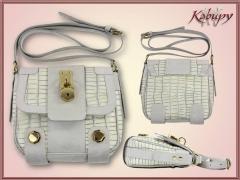 Bolsas femininas de couro - kabupy