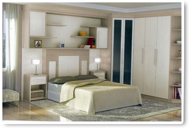 Foto closet casal modelo 4 for Modelos closets para dormitorios