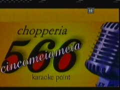 Chopperia e restaurante 566 karaoke point - sorocaba sp -