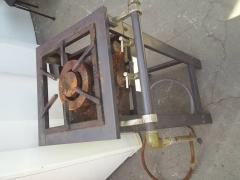 Fogão industrial 1 boca alta pressão