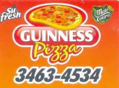 Pensou em pizza ? ligue agora para tele pizza guinness pizza