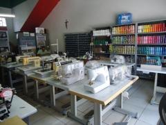 Compra, venda e assistência técnica para máquinas de costura e sacaria