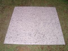 Granito branco dallas piso 55 x 55