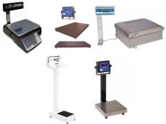 Vendas e assistência técnica de balanças de diversas marcas