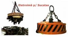 EletroimÃs para sucatas - ital produtos industriais ltda