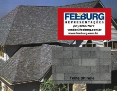 Feeburg - telhas shingle