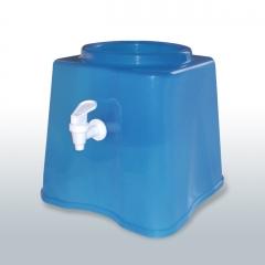 Suporte para garrafão de agua mineral 10/20 lts 5 cores e 2 modelos quadrado e redondo aqui na plastpremium tem.