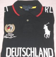 Camisa polo ralph lauren racing