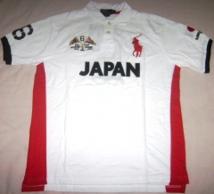 Camisa polo ralph lauren países - japão