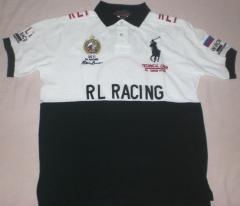 Camisa polo ralph lauren racing - russia