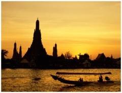 Conheça tailandia com a companhia de viagem.