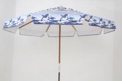 Ombrelone aste em madeira 2.40m-3mt -personalizado