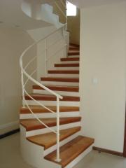 Escada para residencia