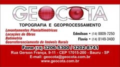 Geocota topografia e geoprocessamento - foto 15