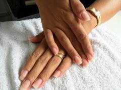 Mega hair (urias ferreira) e  unhas de gel  (mirian ferreira) unhas de fibra de vidro - foto 26