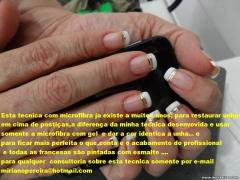 Mega hair (urias ferreira) e  unhas de gel  (mirian ferreira) unhas de fibra de vidro - foto 14