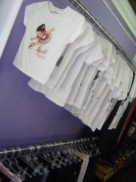 f5fb118f91 Foto  Camisetas exclusivas (Dodance e Capezio)