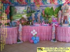 Decoração da cinderela - maria fumaça festas - quer saber mais, acesse nossos portais: www.mariafumacafestas.com.br  www.temasinfantis.com.br www.multidicas.com.br +55(61)35636663/+55(61)84062422