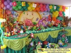 Primavera / jardim encantado - maria fumaça festas - quer saber mais, acesse nossos portais: www.mariafumacafestas.com.br www.temasinfantis.com.br www.multidicas.com.br +55(61)35636663/+55(61)84062422