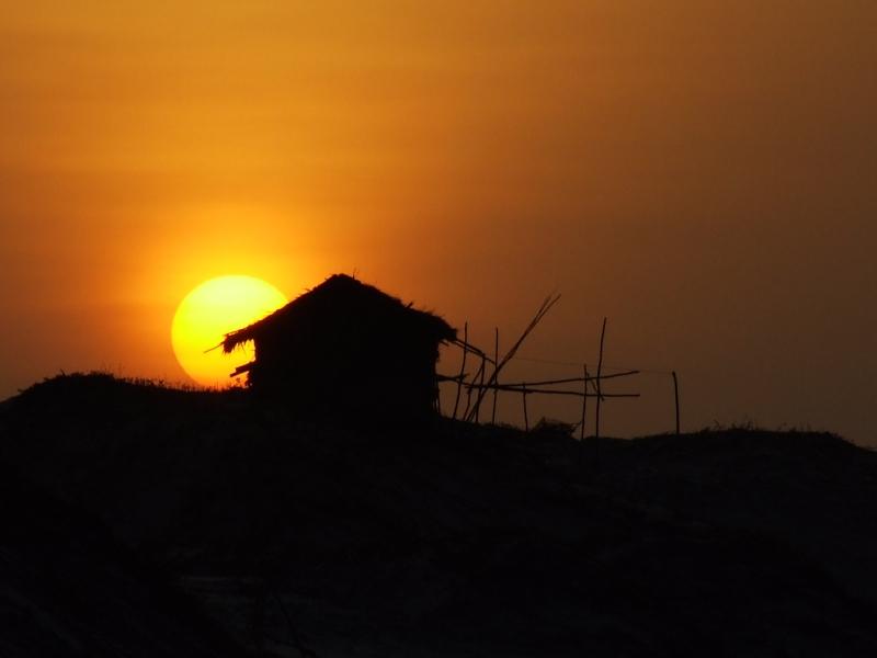 Praia de Carimã - Raposa - Ma