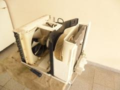 Ar condicionado limpeza geral conserto de defeitos